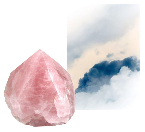 10 Rooms Design | Blog Post | Pantone Colors 2016 - Why Pastels? | Example Pink Crystal Blue Clouds