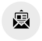 icon newsletter sidebar