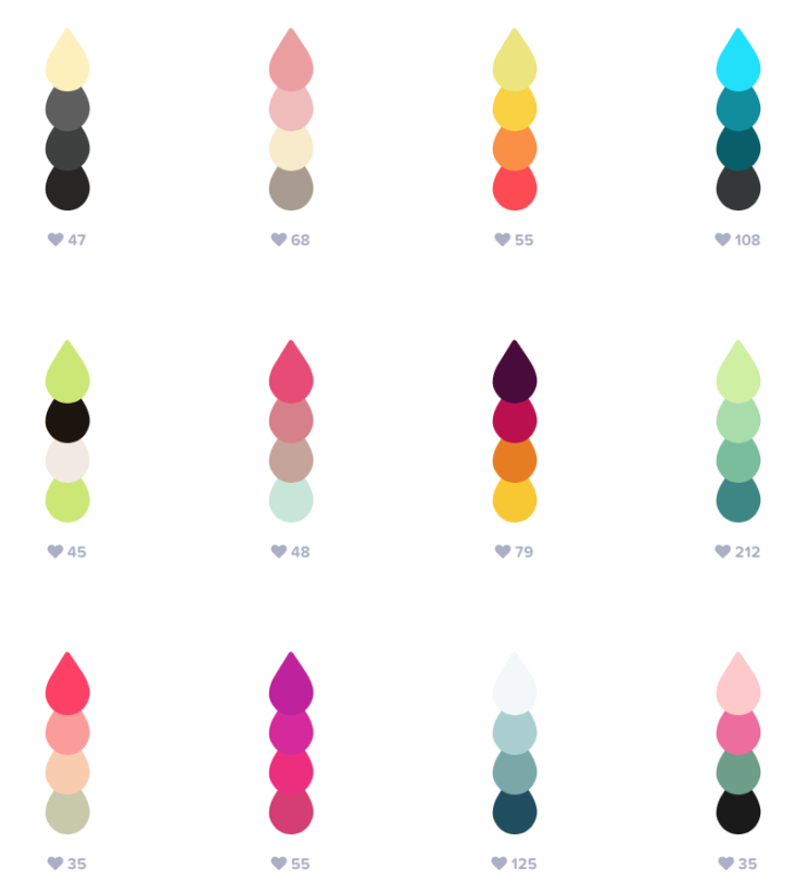 10 Rooms Design | Blog Post | Lol Colors | New Website | Color Tools