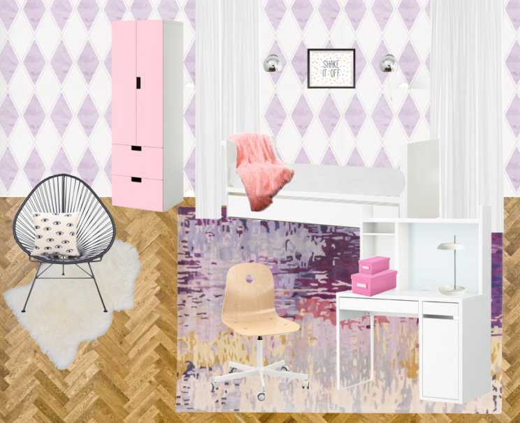 10 Rooms Design | eDesign | Ny Oasis | O's Room | Design Board 5
